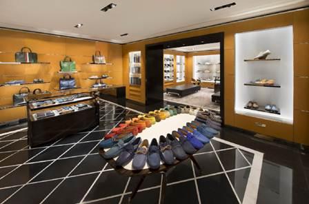 New Tod's Store – One for the Boys