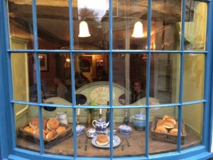 A weekend in Bath - Sally Lunn's