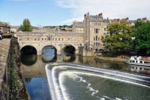 A weekend in Bath - Pulteney Bridge