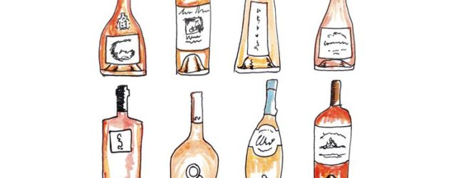 Five Best Reasons to Drink Rose Wine